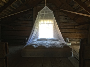 Sängen på vinden