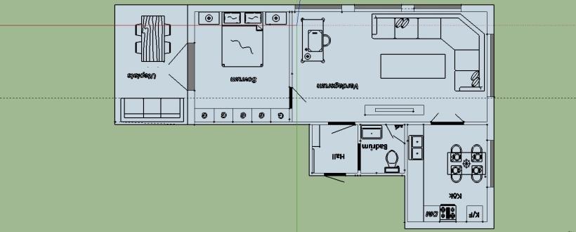 Lägenhet 2d